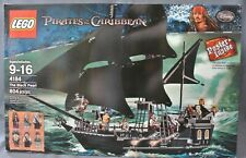 LEGO 4184 Pirates of the Caribbean Black Pearl Sparrow Jones Turner Gibbs NEW
