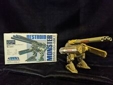 Destroid Monster HWR-00-MK II 1/240 Scale Die-Cast and Plastic Scale Model