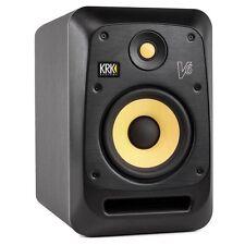 "KRK V-Series V6S4 Professional 2-Way 6.5"" Studio Reference Monitor Speaker"