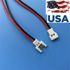 For Walkera Battery 2-Pin Connector Male And Female with wire X 20 Pair USA Ship