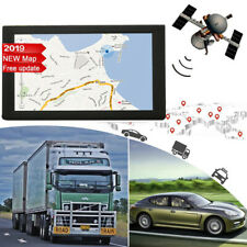 9 Zoll LKW PKW GPS Navigationsgerät Auto Navi 2D 3D Kartenansicht EU Karte 8GB