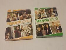 Parenthood DVD Sets Seasons 1 & 2 New Unopened Complete Graham Krause Nelson