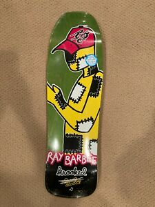 Krooked Ray Barbee Redux Deck 9.5 x 31.75