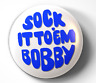 Bobby Kennedy 1968 Campaign - pin pinback button - FREE Shipping