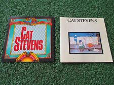 CAT STEVENS Spain 2 CD SET **Teaser & The Firecat / Mattew & Son** UNIQUE COVERS