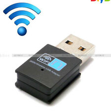 300Mbps Mini Wireless USB Wifi LAN Adapter Dongle Netzwerk 802.11b/g/n RTL8192