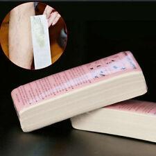 Rouleau papier de bande de cire 100x épilant non-tissé dépilatoire épilatoire  I