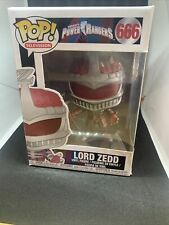 FUNKO POP Television 666 Sabans Power Rangers LORD ZEDD Vinyl Figure