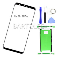 Front Touchscreen Glass Lens Panel For Samsung Galaxy S9 S9+ Plus G960 G965 Tool