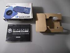 Boite Vide Adaptateur Modem DOL-012 Nintendo Game Cube