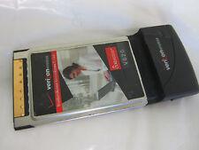 Verizon Wireless V620 3G Mobile Broadband Aircard Modem Novatel EVDO PCMCIA