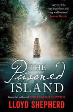 The Poisoned Island, Shepherd, Lloyd | Paperback Book | Very Good | 978147110036