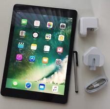Apple iPad Air 16GB, Wi-Fi + Cellular (Unlocked), 9.7in - Space Grey
