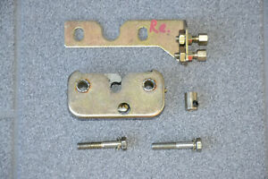 Ferrari 348 TB Ts 355 Lock Hat Front Bonnet Lock 60277407 62616300