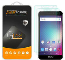 2X Supershieldz Tempered Glass Screen Protector Saver for BLU Studio XL 2