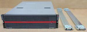 Nexsan NST5000 Hybrid Storage Appliance 16-Bay 2 Nodes 4 x X5670 96GB Ram Server