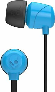 S2DUDZ012 Skullcandy Jib In-Ear Noise-Isolating Earbuds and Enhanced Bass NEW