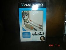 Plantronics MX510 Flex Grip Headset for NOKIA N3 With Call Answer/End Brand New