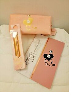 Disney Primark Minnie Mouse Gift Set -  Journal, Pen & Pencil Case, NEW!