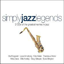 Various Artists - Simply Jazz Legends / Various [New CD] UK - Import