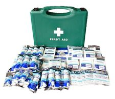 First Aid Kits - HSE 1-10, 20, 50 - BSI, Large, Med, Small - BS-8599 & Refills