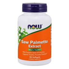 NOW FOODS Saw Palmetto Extract estratto di Serenoa repens, 80 mg 90 softgels