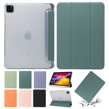 "For iPad Air 4th 10.9"" 2020 Case 10.2"" 8th 7th/Pro 11/Mini 5 Smart Leather Cover"