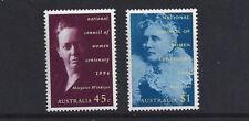 Australie 1996  Council of Women   postfris/mnh