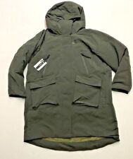 b25055f23 Nike Sportswear Size Small Tech Pack Down Fill Parka Sequoia Olive 939493  355