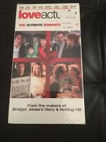 Love Actually VHS NEW Sealed