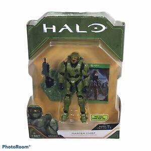"Jazwares 4"" Master Chief Plastic Figure Halo"