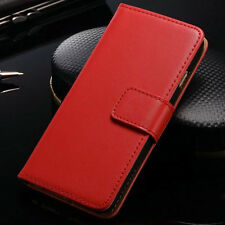 Luxury Flip Card Case Stand Cover Wallet For Apple iPhone 4S 5S 5C 6 6S Plus
