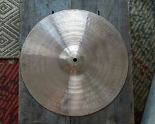 "1976 Vintage Paiste 2002 14"" Bottom Hi Hat Cymbal (single)"