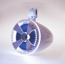 """NEW SOUNDSTREAM LED-6W PAIR 2 OF 6.5"""" BRIGHT WHITE LED SPEAKER RINGS AUDIO WTS"""