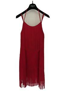Red Coast Flapper Dress Size 12