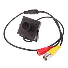 "Mini HD 700TVL 1/3""CMOS 2.1mm Wide Angle Lens CCTV Security FPV Camera NTSC Y5H0"