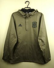 Spain Windbreaker Jacket training MEDIUM CE8882 soccer football Adidas