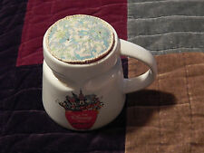 "The Disney Store: NYC - MUG / CUP - ""The Big Apple"") w/ Pin Cushion Top) F. SHIP"