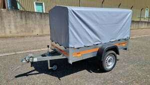 Car Trailer Single Axle 750 kg 200 x 106 BRAND NEW Box Trailer