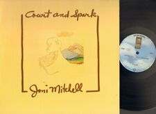 JONI MITCHELL Court & and Spark LP 1973