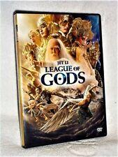 League of Gods (DVD,2017) Jet Li Bingbing Fan Zhang Wen asian martial arts film