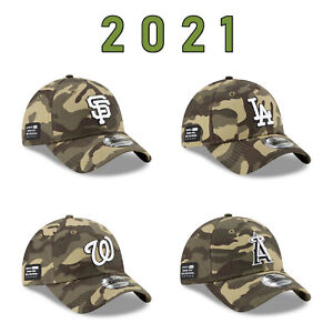 Flex Fit 2021 MLB Armed Forces MemorialDay Hat (39THIRTY) New Era