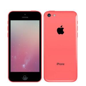 Apple iPhone 5C 8GB /16GB / 32GB Factory Unlocked Smartphone 5 Colors
