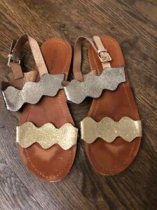 Women's Sandals Indigo (Well Worn)