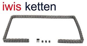 IWIS KETTEN GERMANY Engine Timing Chain 50024208D67HP2 0039976294