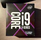 intel core i9-10900X, 3.7GHz, 19.25MB Cache, LGA2066