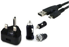 UK Mains+Car Charger fit AMAZON FIRE PHONE KINDLE 2 3 4 5 6 FIRE HD6/7/8/10
