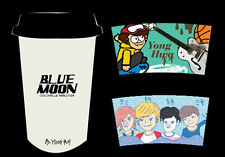 CNBLUE BLUE MOON OFFICIAL GOODS ECO CUP & HOLDER NEW