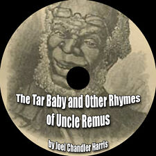 The Tar Baby and Other Rhymes of Uncle Remus, J C Harris, MP3 Audiobook 1 CD