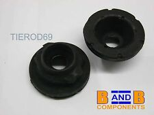 VW GOLF MK4 BEETLE AUDI A3  REAR COIL SPRING UPPER RUBBER MOUNTS A224